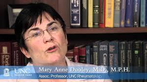 Mary Anne Dooley, MD, MPH, Principal Investigator, Aurinia Lupus Nephritis Trial